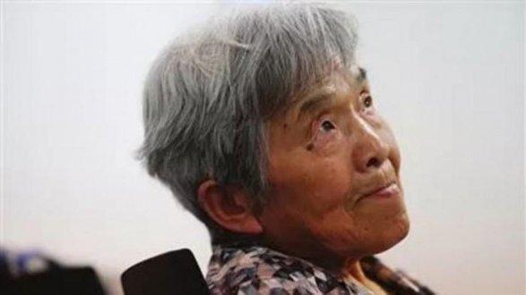 В Китае летняя женщина получила диплом о высшем образовании  В Китае 81 летняя женщина получила диплом о высшем образовании