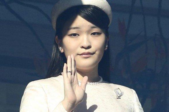 Свадьбу внучки императора Японии перенесли на 2020-й