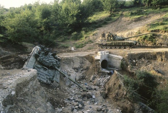 AlJazeera обнародовал фотопроект ожизни взоне карабахского конфликта