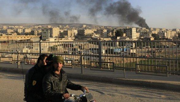 Дамаск икурдские формирования договорились овводе сирийской армии вАфрин