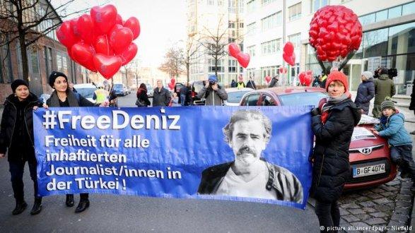 Турция освободит обвиненного впропаганде терроризма репортера Die Welt
