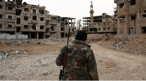ВМИДе сообщили онескольких десятках раненых в«недавнем столкновении вСирии»
