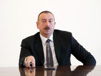 Экс-глава ПАСЕ на переговорах с президентом Ильхамом Алиевым