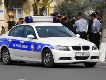 Арестован на 30 суток сын кузена президента Ильхама Алиева