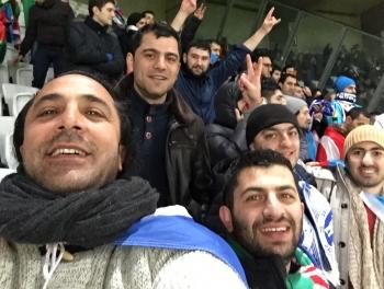 Остановите эскорт, либо правительству Азербайджана придется передумать!