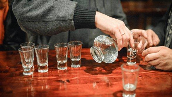 Медики назвали пьянство основной причиной развития слабоумия