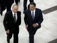 Причиной успеха главного соперника Путина оказался Арас Агаларов