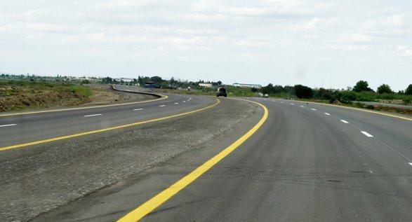 Новая автотрасса Баку-Губа-госграница сРоссией будет платной
