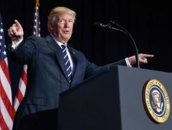 Трамп: Сделка с Ираном чудовищна