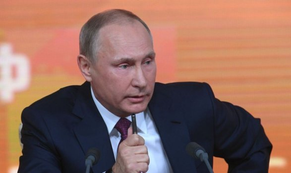 Путин сказал, как «пугал» Меланию Трамп медведями иСибирью