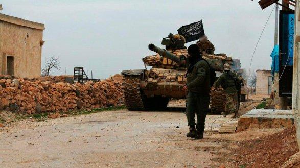 СМИ проинформировали оготовящемся масштабном наступлении вСирии состороныИГ