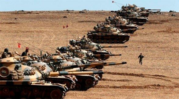 Турецкие ВВС разбомбили центр сирийского Африна