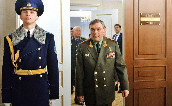Мыготовы ответить США наудар поДамаску— Генштаб РФ