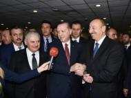 Новый геополитический треугольник: Алиев - Эрдоган - Порошенко