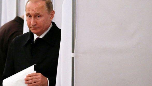 Предварительные результаты ЦИК: Явка навыборах президента Российской Федерации составила практически 60%