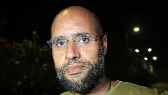 Сын Каддафи выдвинул свою кандидатуру впрезиденты Ливии