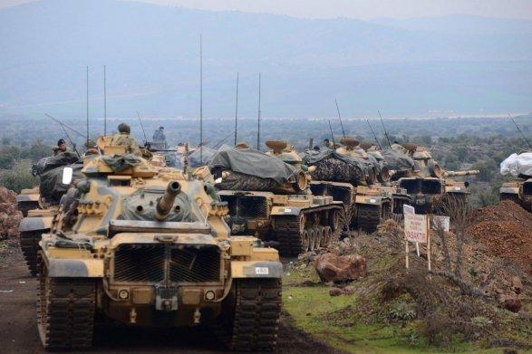 Меркель осудила действия Турции и Российской Федерации вСирии— Шапокляк против