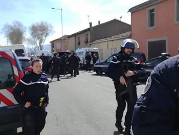 Захват заложников во Франции: трое убитых