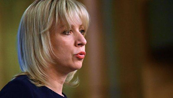 Захарова: Москва примет меры покаждой стране, выславшей русских дипломатов