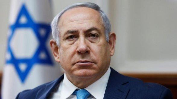 Израильская милиция допрашивает Нетаньяху