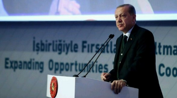 Эрдоган: вступление в EC - стратегическая цель Турции