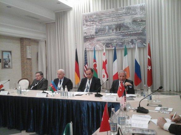 Олег Кузнецов: «Признать геноцид азербайджанцев— долг русских политиков»