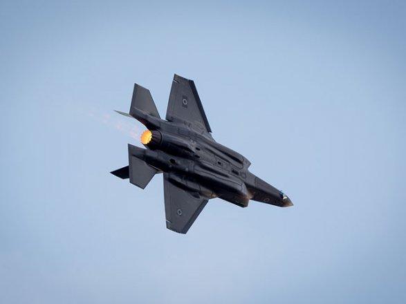 Два израильских F-35 совершили разведмиссию внебе над Ираном— Арабская пресса