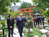 Панах Иманов: «Мы создаем Японию в Хатаинском районе»