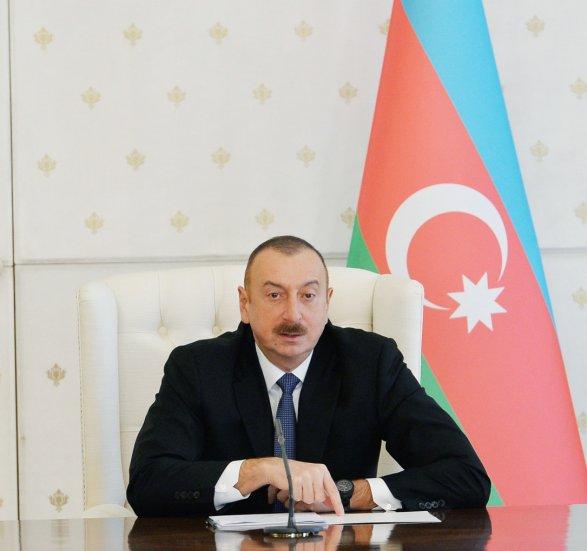 Мыблагодарны Движению Неприсоединения заподдержку нашей территориальной целостности— Президент Азербайджана