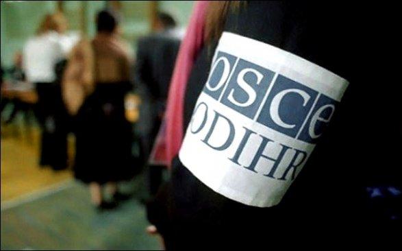 Здешние корреспонденты сорвали пресс-конференцию наблюдателей ОБСЕ повыборам президента— Азербайджан