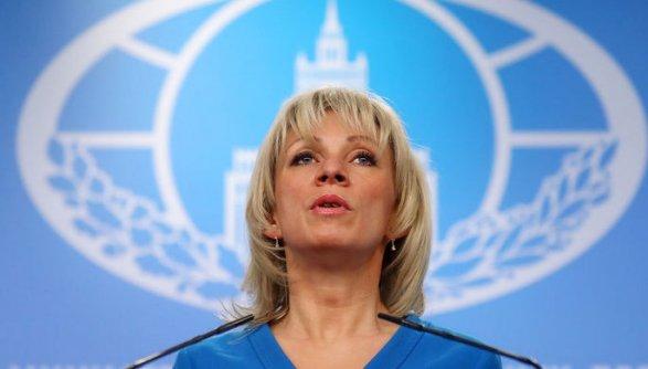 Захарова оновых санкциях США: Нас наказывают заприсутствие намеждународной арене