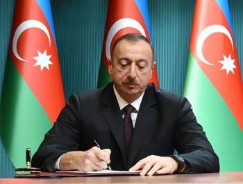 Ильхам Алиев разделил Министерство культуры и туризма