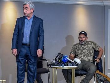 Саргсян ушел в отставку: