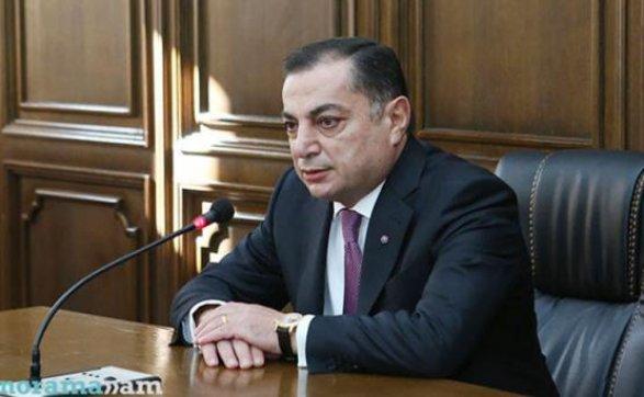 ВАрмении партия власти отказалась выдвигать кандидата впремьеры