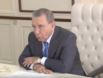 Рамиз Мехтиев представил еще одного главу: «Надо покончить с коррупцией»
