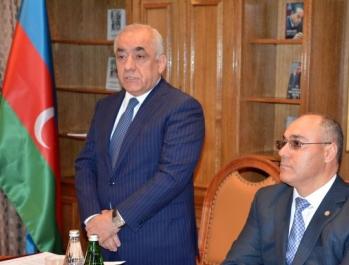 Али Асадов представил двух министров и рассказал о задачах Таможенного комитета