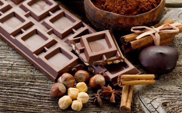 Американские ученые смогли обосновать  пользу шоколада для здоровья человека