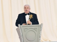 Эльдар Гулиев и Михаил Гусман получили «Золотую чинару» Гейдара Алиева