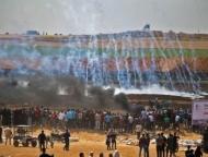 Бои между Израилем и арабами: десятки жертв