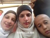 """Жена игиловца пришла в haqqin.az: """"Моих дочерей тоже выдали за боевиков"""""""