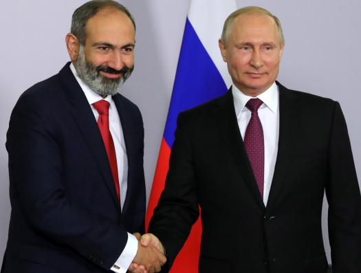 Россия не простит: Армения беременна новой революцией