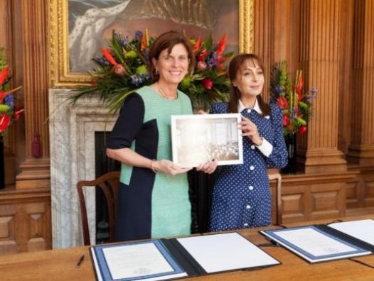 Наргиз Пашаева подписала в Британии «Контракт века»