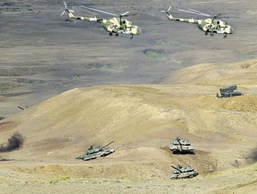 Азербайджанская армия продвинулась вперед на участке фронта в Нахчыване