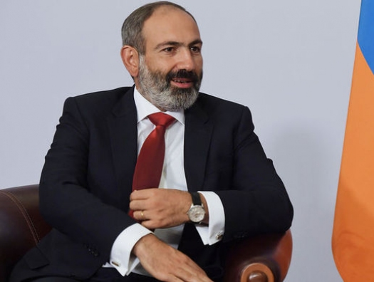 Пашинян отправил своего сына на передовую в Карабах