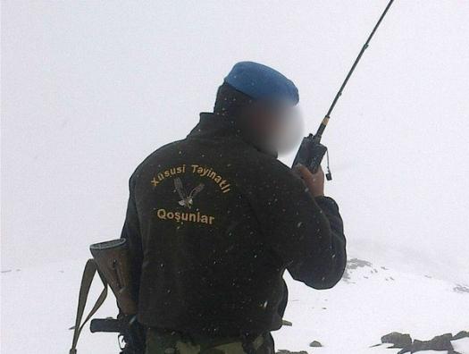 Подробности наступления азербайджанской армии на участке фронта в Нахчыване