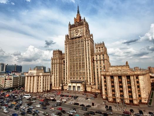 МИД России обвиняет Пашиняна из-за Карабаха