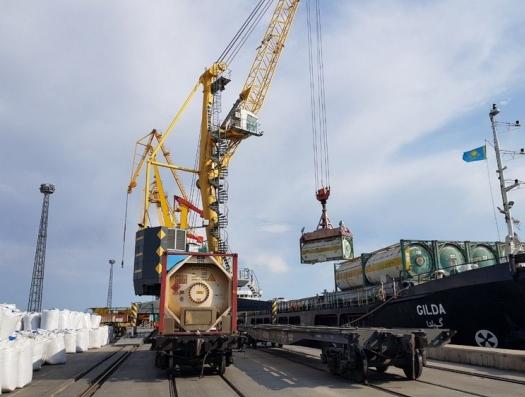 Россия против транзита американских грузов из Азербайджана в Казахстан