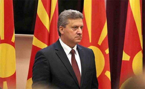 Президент Македонии отказался подписать договор сГрецией опереименовании республики