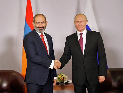 Ереван объявляет о конце армяно-российского братства