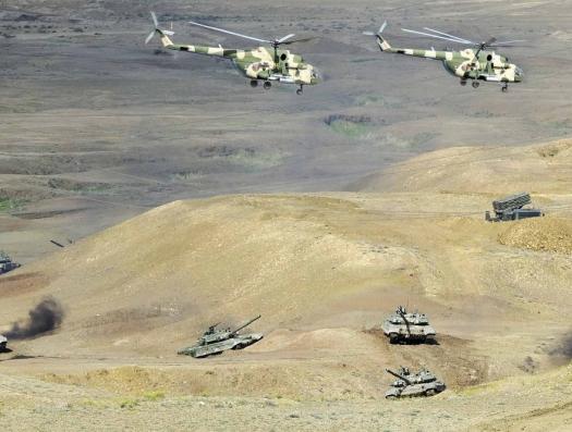 Министерство обороны о победе азербайджанской армии в селе Гуннут